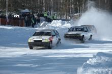 Отчёт о проведённых гонках «Автотрек 2013» 2